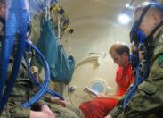 Szkolenie na operatora komory dekompresyjnej w OSNiP
