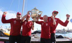 Polacy zajmują ósme miejsce w World Match Racing Tour i zdobywają Puchar Jordy Walker Trophy - Bermuda Gold Cup