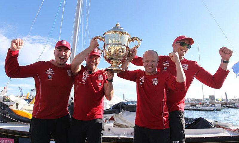Polacy zajmują ósme miejsce w World Match Racing Tour i zdobywają Puchar Jordy Walker Trophy – Bermuda Gold Cup