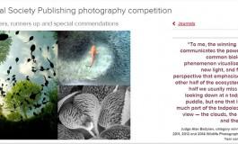 Rozstrzygnięcie konkursu Royal Society Publishing