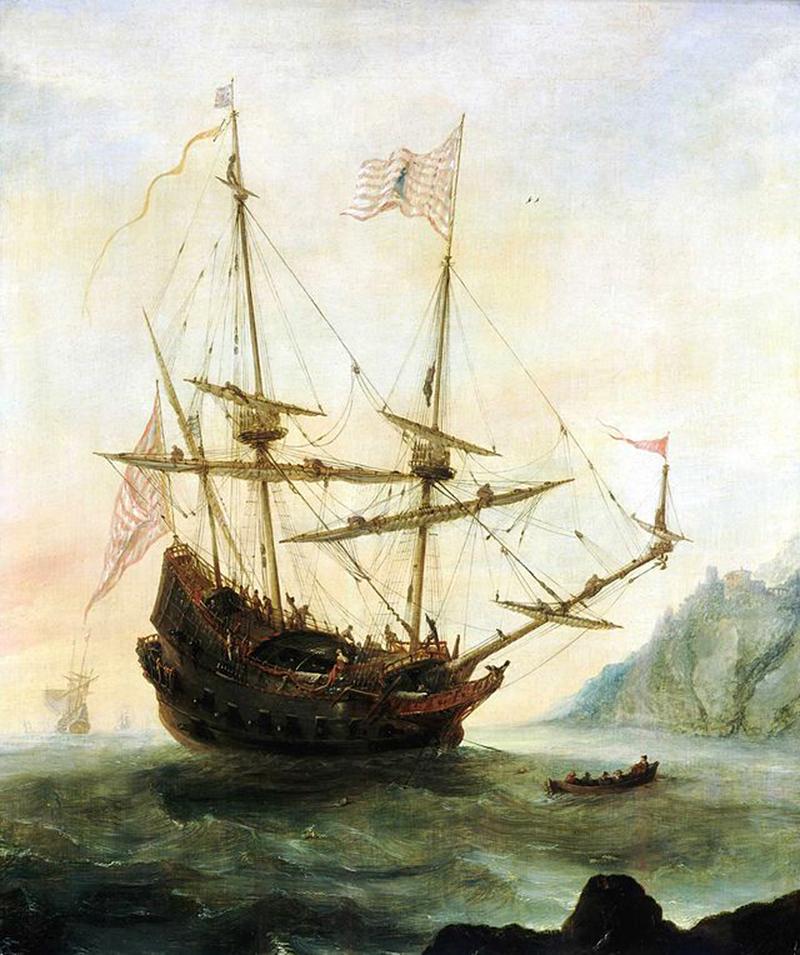 Czy  znaleziony wrak jest karaką na której Krzysztof Kolumb wyruszył w swoją pierwszą wyprawę?