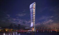 SkyRise Miami, wieża widokowa pełna rozrywek