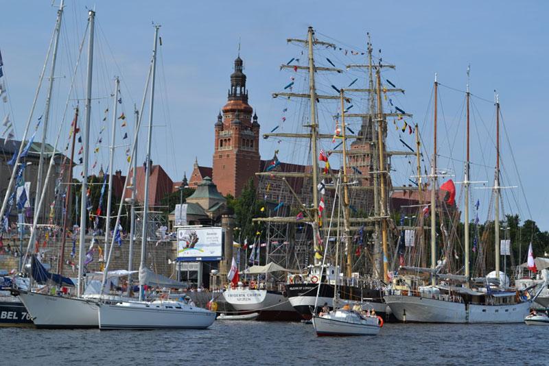 The Tall Ships Races po raz trzeci w Szczecinie