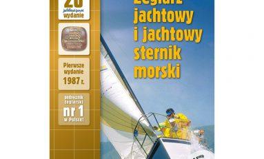 Żeglarz jachtowy i jachtowy sternik morski z płytą CD wyd. 25.