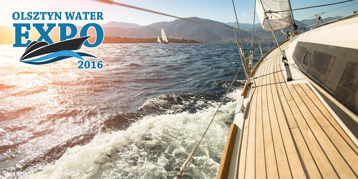 Znamy już termin Targów Sportów Wodnych – Olsztyn Water Expo 2016