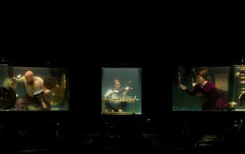 AquaSonic - pierwszy podwody zespół muzyczny