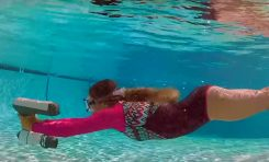 Bixpy Swim Jet- osobisty mini skuter do podwodnych podróży