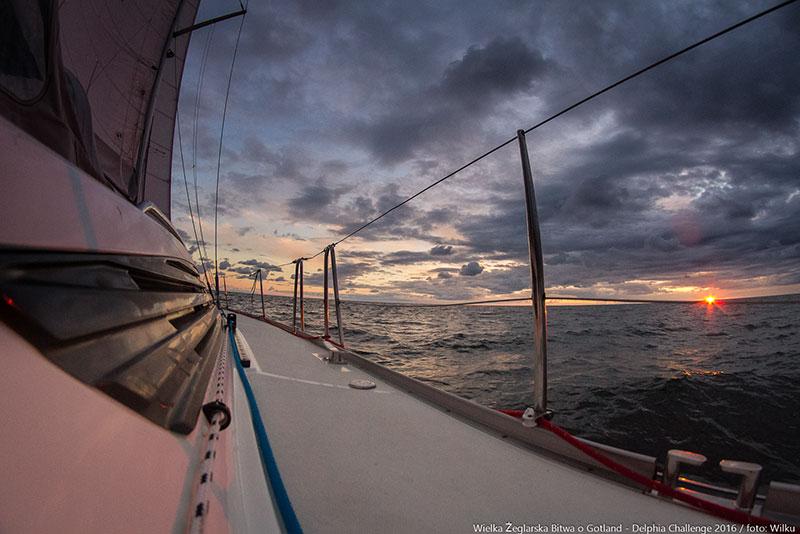 Bitwa o Gotland – Delphia Challenge 2016 – Druga doba na morzu: Szachy na wodzie