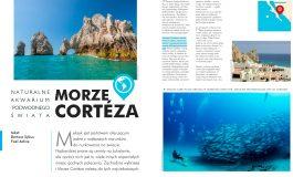 Naturalne akwarium podwodnego świata - Morze Cortéza