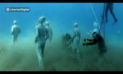 Oficjalne otwarcie podwodnego Museo Atlantico