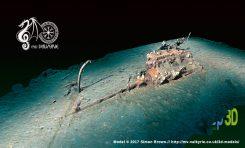 Dno morskie na Scapa Flow odkrywa kolejną niespodziankę