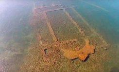 Bizantyjska Bazylika podwodnym muzeum archeologicznym