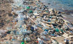Światowe wody oceanów dławią się na od nadmiaru plastiku