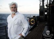 Kapitan Paul Watson z Sea Shepherd o dostępie do zasobów oceanów