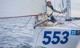 Morten Bogacki na Helu. Bitwa o Gotland – Delphia Challenge 2017