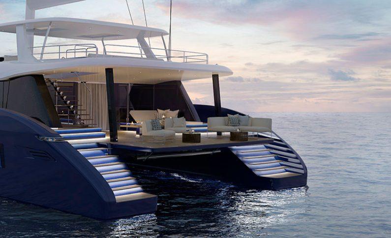 Stocznia Sunreef Yachts ujawnia szczegóły nowej linii żaglowców