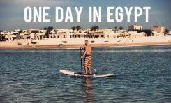 Jeden dzień w Egipcie z Jackiem Gadzinowskim