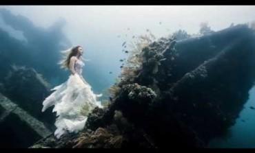 Kulisy podwodnej sesji zdjęciowej Von Wonga