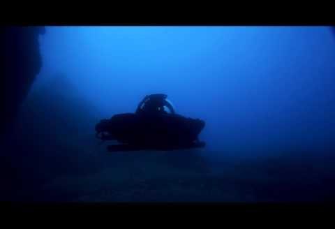Pojazd podwodny C-Explorer 2 na Gozo