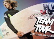 Quiksilver / BURN / Roxy - Team Tour '13 - Janek Korycki