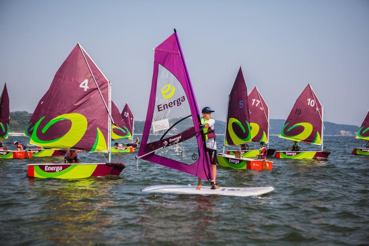 Rusza nabór dzieci na bezpłatne zajęcia żeglarskie Energa Sailing