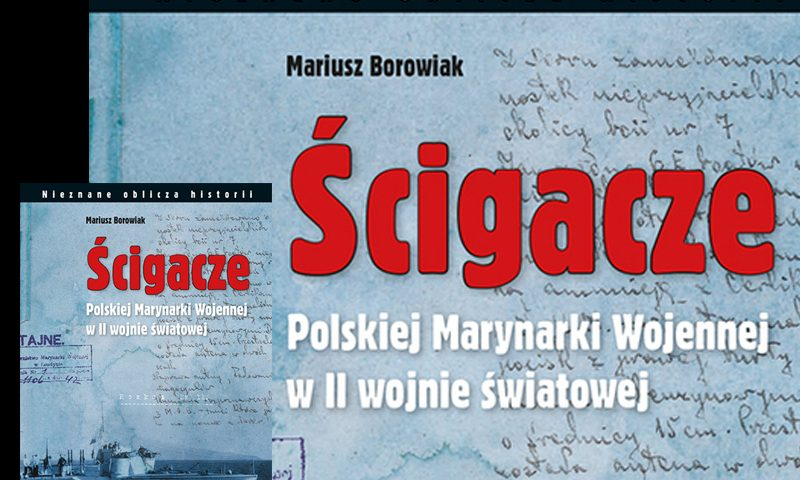 Ścigacze Polskiej Marynarki Wojennej w II Wojnie Światowej