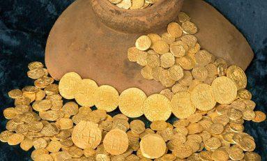 Odnaleziono skarb z 1715 roku