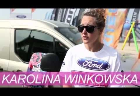 Video z zawodów o Puchar Polski Ford Kite Cup w Chałupach