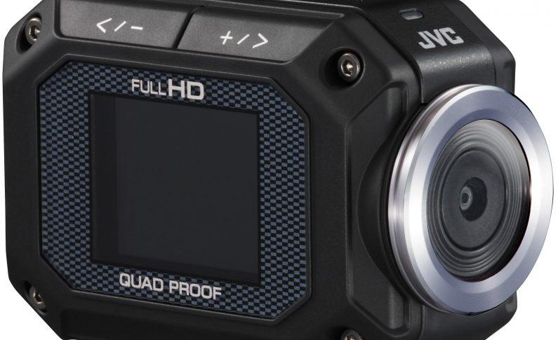 JVC zdetronizuje GoPro