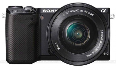 Nowy Sony NEX