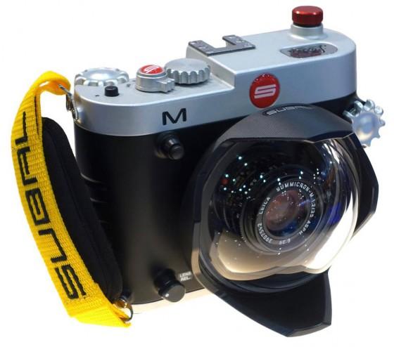 Nowa obudowa podwodna dla Laica M