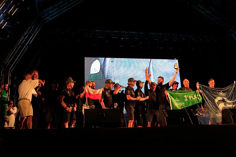 Polacy bezkonkurencyjni na Karaibach – Ocean Challenge Club zwycieza w regatach St. Maarten  Heineken