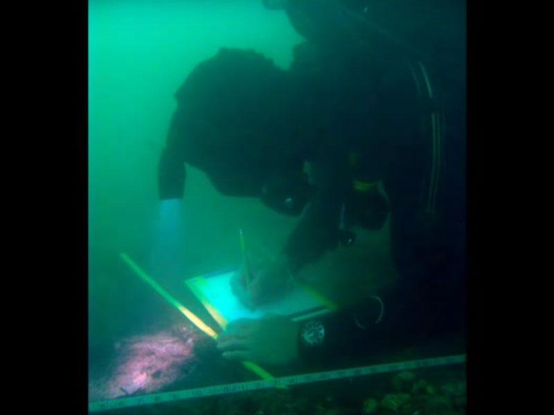 Archeolodzy wracają do podwodnej osady sprzed 8000 lat