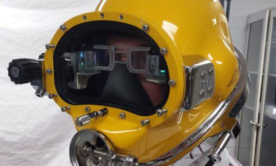"""DAVD - system dla nurków zawodowych rodem z filmu """"Iron Man"""""""