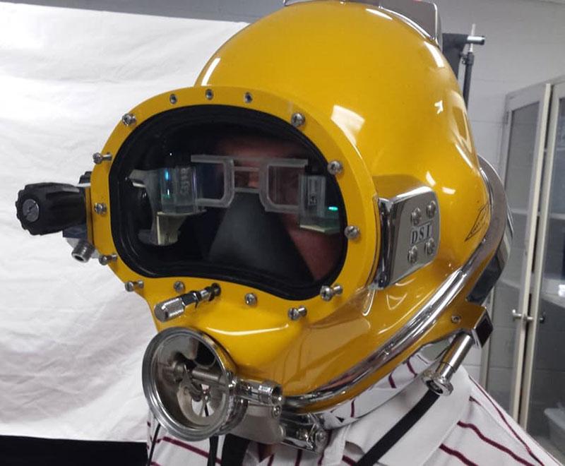 """DAVD – system dla nurków zawodowych rodem z filmu """"Iron Man"""""""
