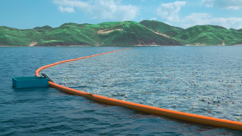 Nowatorskie rozwiązanie oczyszczania wód w trakcie testów na oceanie