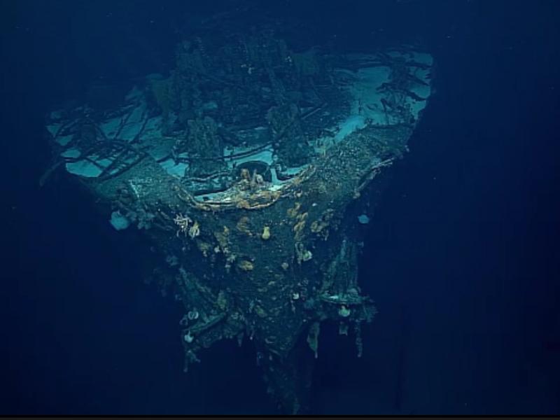 Amakasu Maru – wrak japońskiego tankowca z czasów II wojny światowej