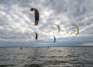Trwa wielki finał Pucharu Polski i Mistrzostwa Polski w kitesurfingu,Ford Kite Festival !
