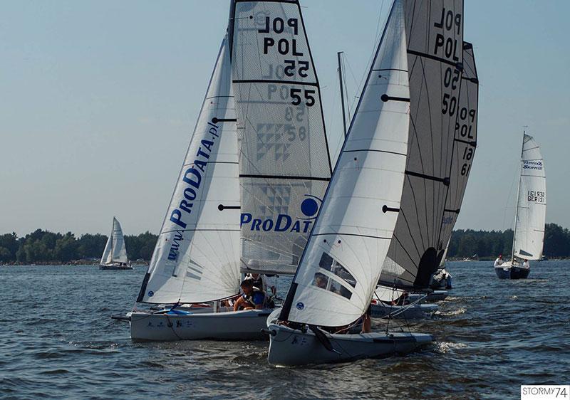 Finałowe rozdania w Pucharze Polski Nautica 450