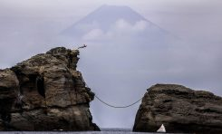 Debiut Red Bull Cliff Diving w Japonii