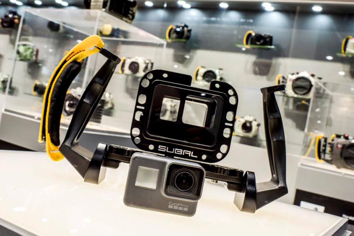 Nowa obudowa podwodna dla GoPro Hero 5