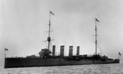 HMS Falmouth w 3D