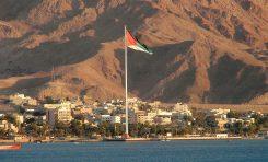 Podwodne poszukiwania  zatopionych ruin w Zatoce Akaba