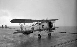 Wrak Fairey Swordfish znaleziony u wybrzeży Malty