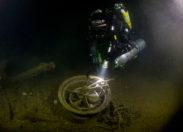 Wydobyto kolejny artefakt z wraku liniowca RMS Lusitania