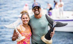 Duque i Jimenez pokonali aktualnych mistrzów Red Bull Cliff Diving