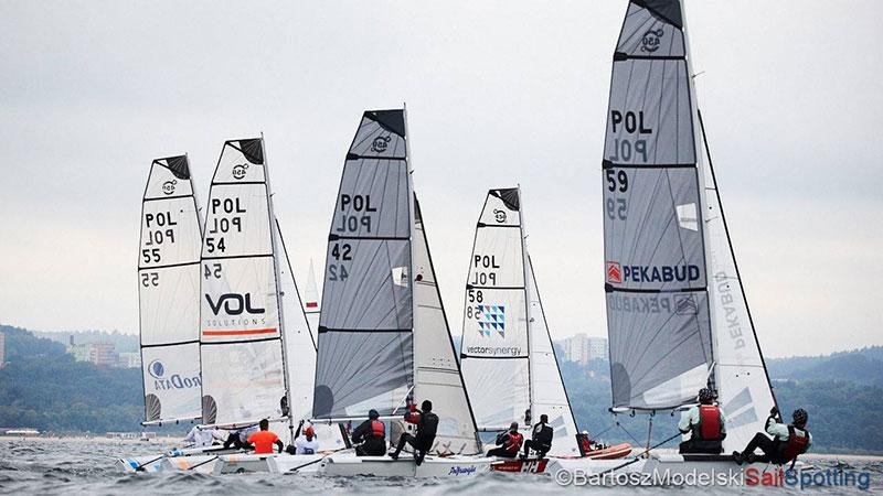 Puchar Polski klasy Nautica 450 wraca do stolicy!