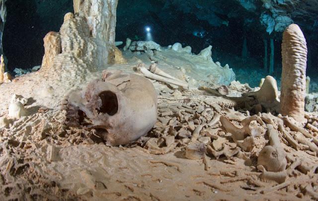 Nurkowanie 3D w największej podwodnej jaskini na Jukatanie