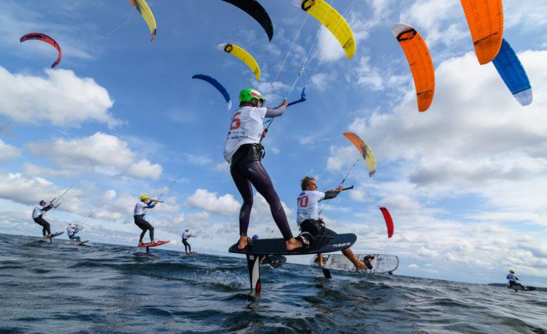 Ford Fiesta Active Cup – zakończono Puchar i Mistrzostwa Polski w kitesurfingu!