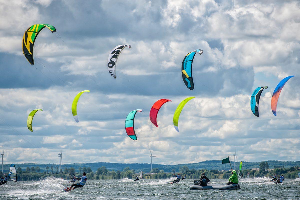 Kiteboarding został włączony do programu Igrzysk Olimpijskich w Paryżu 2024!